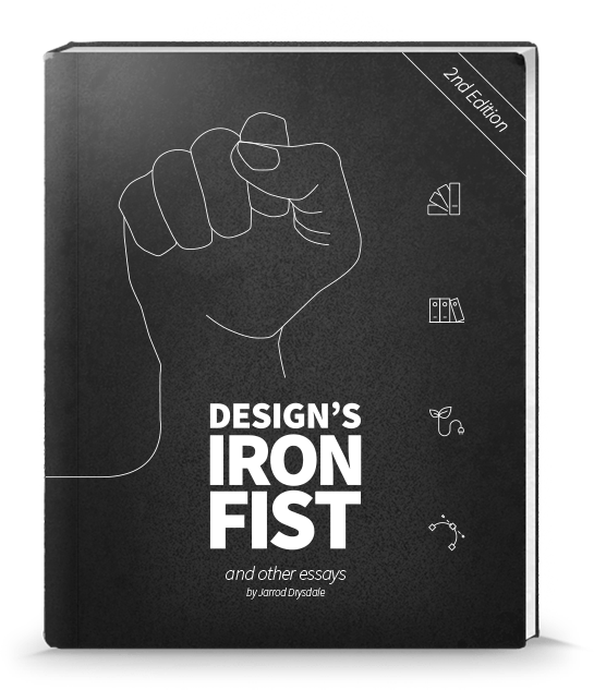 Design's Iron Fist, the ebook