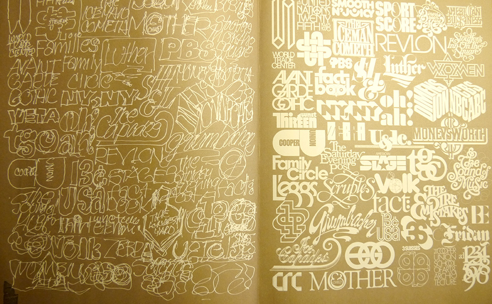Photo of my out of print Lubalin book